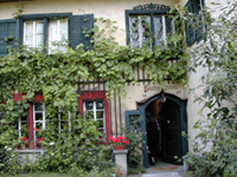 Casa da Dora Kalff em Zollikon
